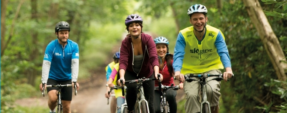 Faversham Village Rides - 16 mile Breeze cycle ride from West