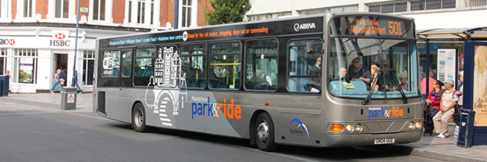 Image for Park and ride